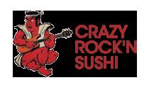 Logo of Crazy Rock'n Sushi