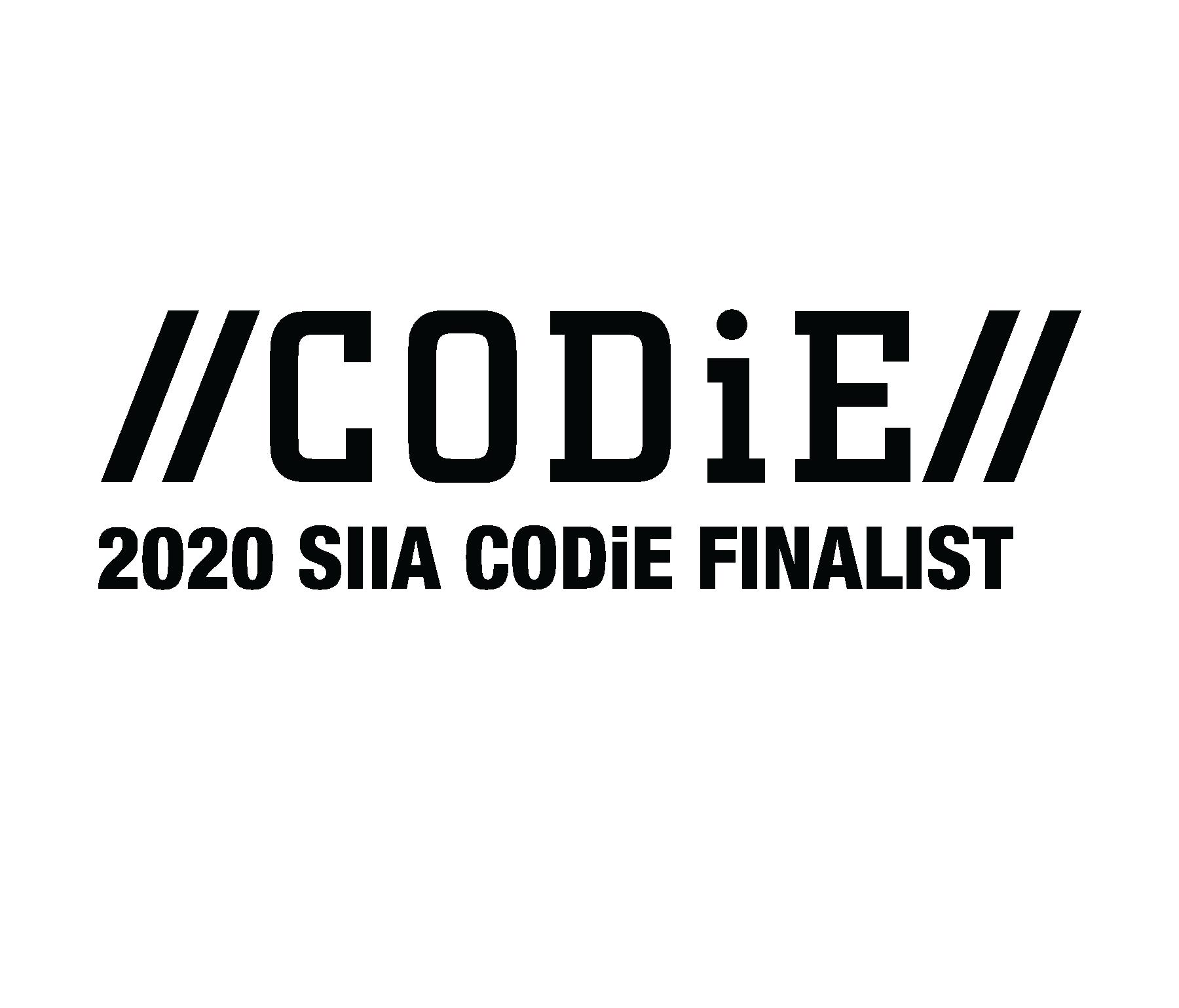 CODIE_2020_finalist