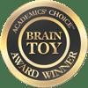 award-brain-toy-seal